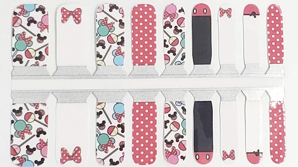 Mouse and lollipops- Kids Design
