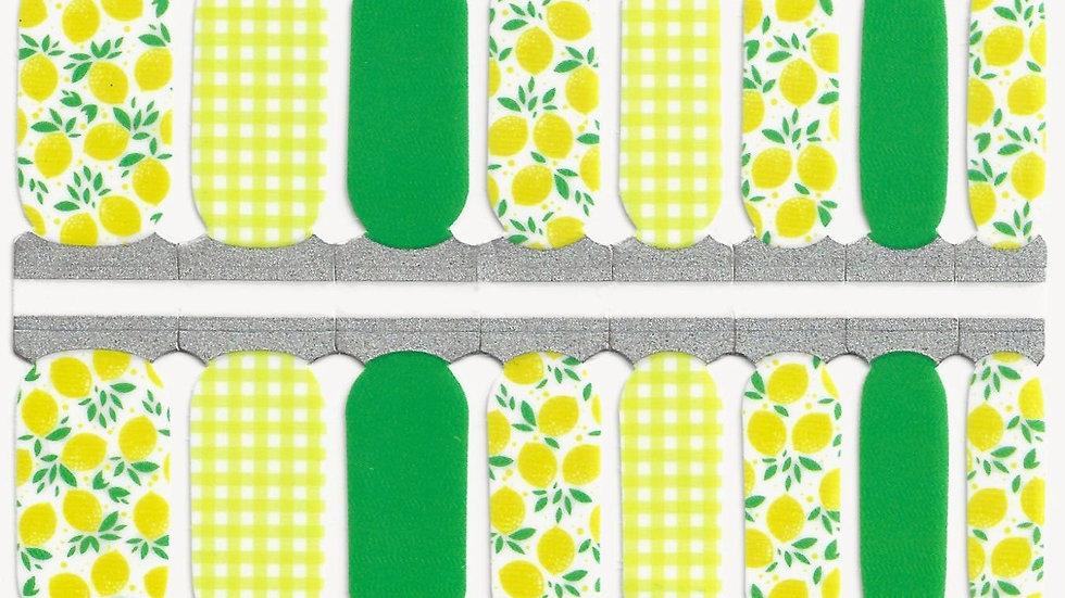 Easy Peasy Lemons- Limited Edition Design