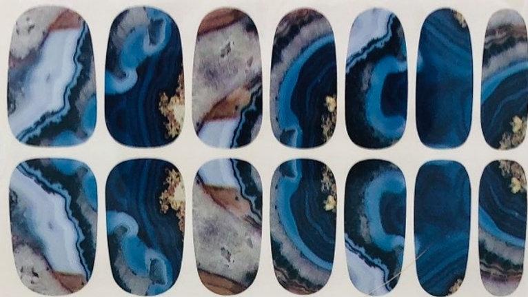 Blue earth Marble