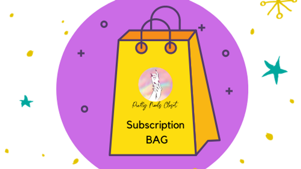 Subscription Bag 4 mystery $3.99 sets