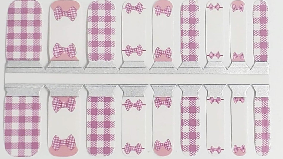 Picnic and Bows- Kids Design