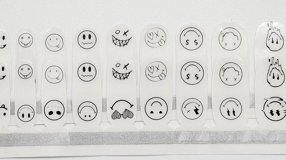 Faces- Overlay Design