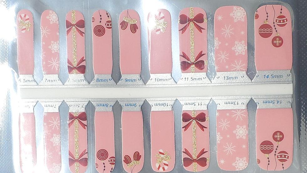 Pink Christmas  mini