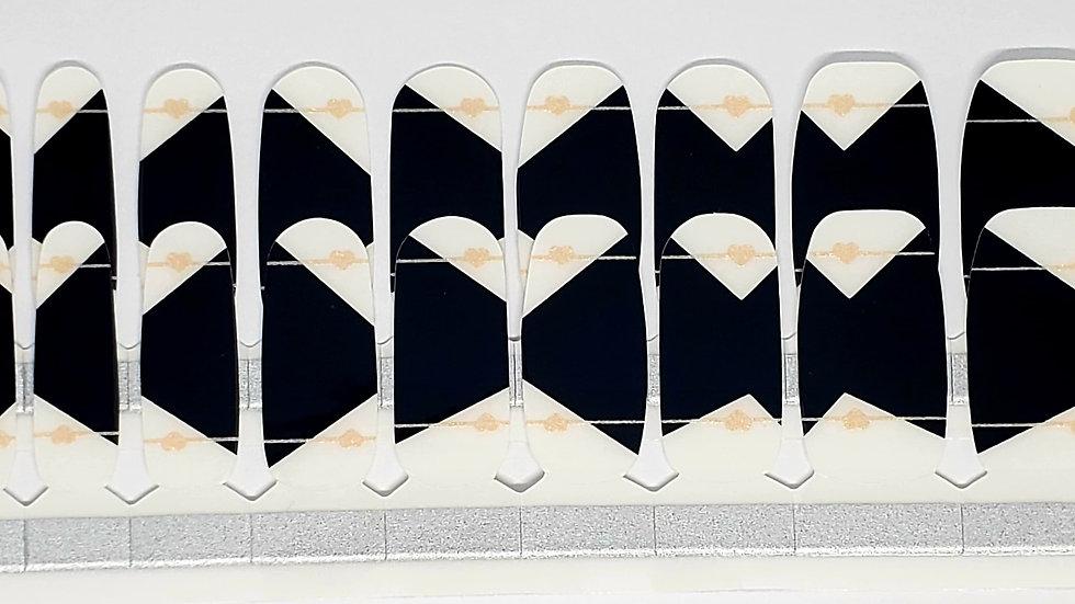 Black in love - Heart Design