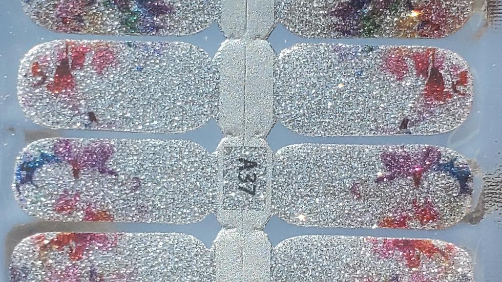 Art sparkles