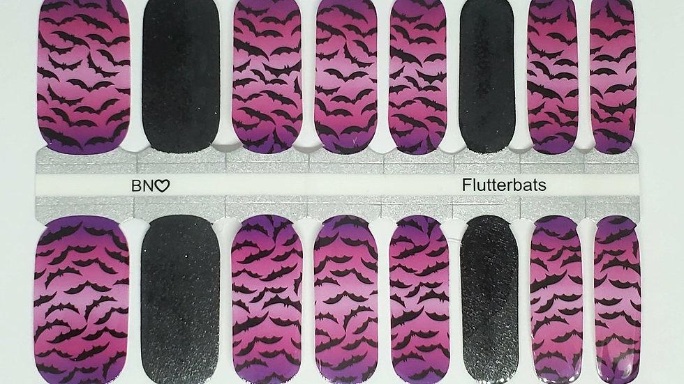 Flutterbats - Nail Polish Strips Nail wraps