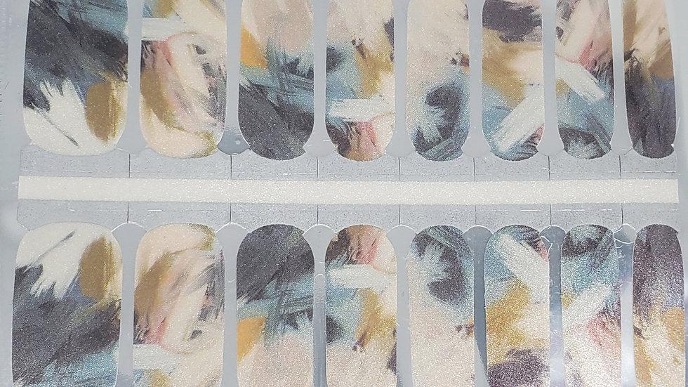 Chrysta abstract
