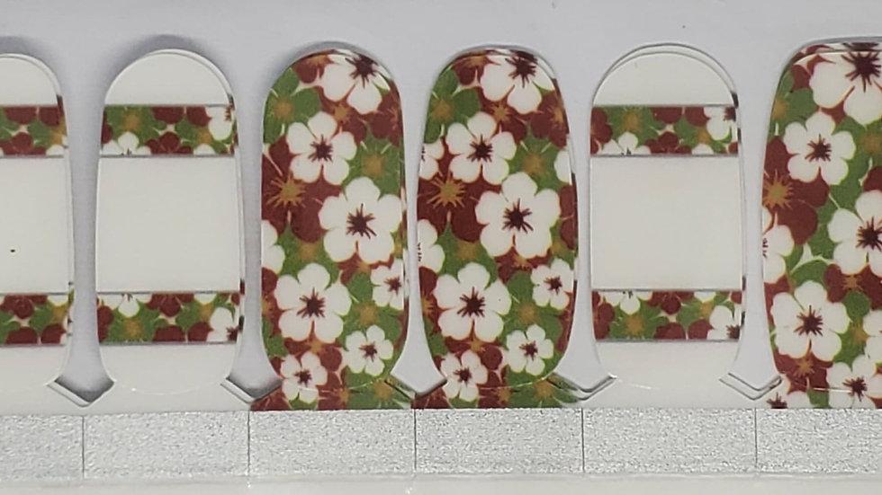 Havana dream - hibiscus design