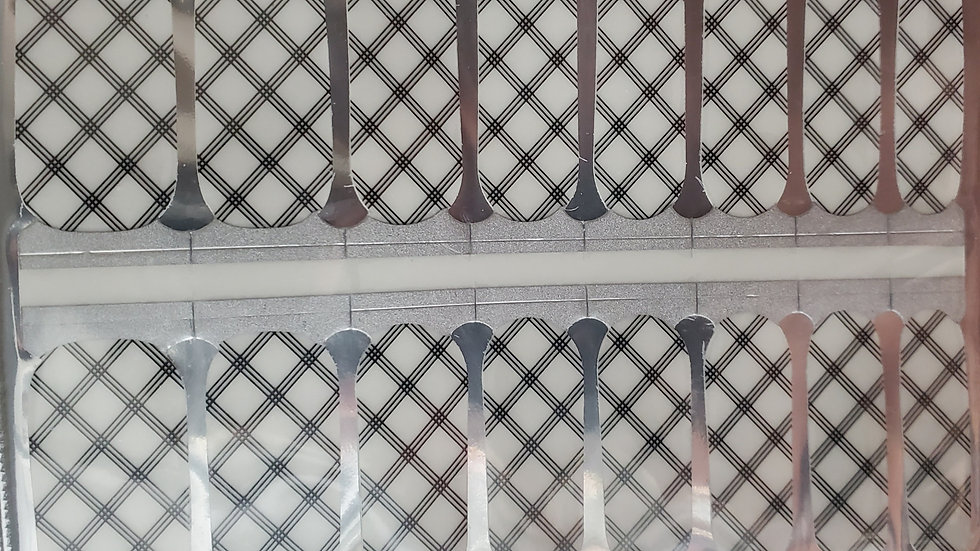 Plaid lines- Overlay Design