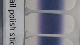 Blue ombre (transparent)