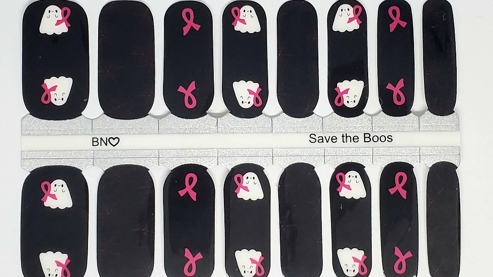 Breat Cancer  Awareness  - Save the Boos