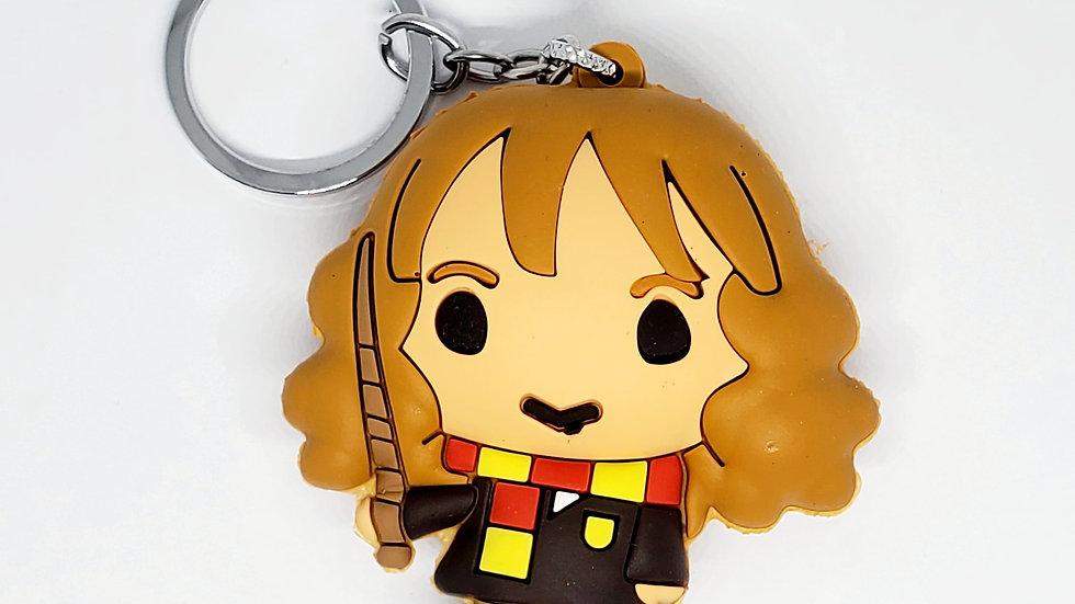 Hermione -Harry Potter Keychain