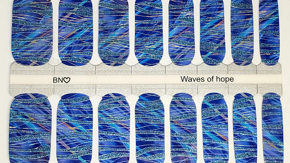 Waves of hope Patterns