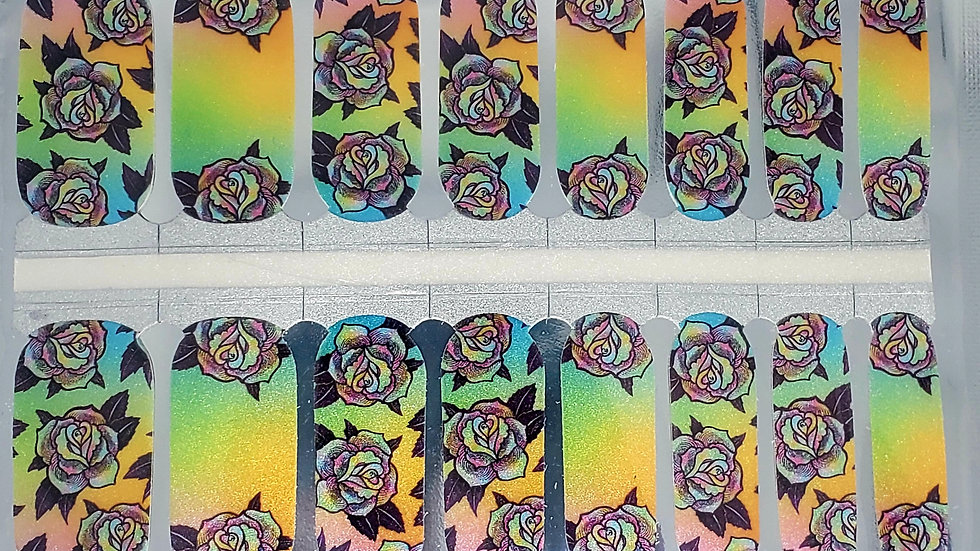Punk Roses - Exclusive Design/Limited edition