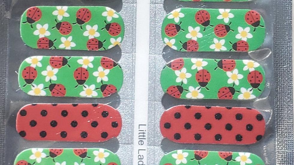 Little lady - Nail Polish strips