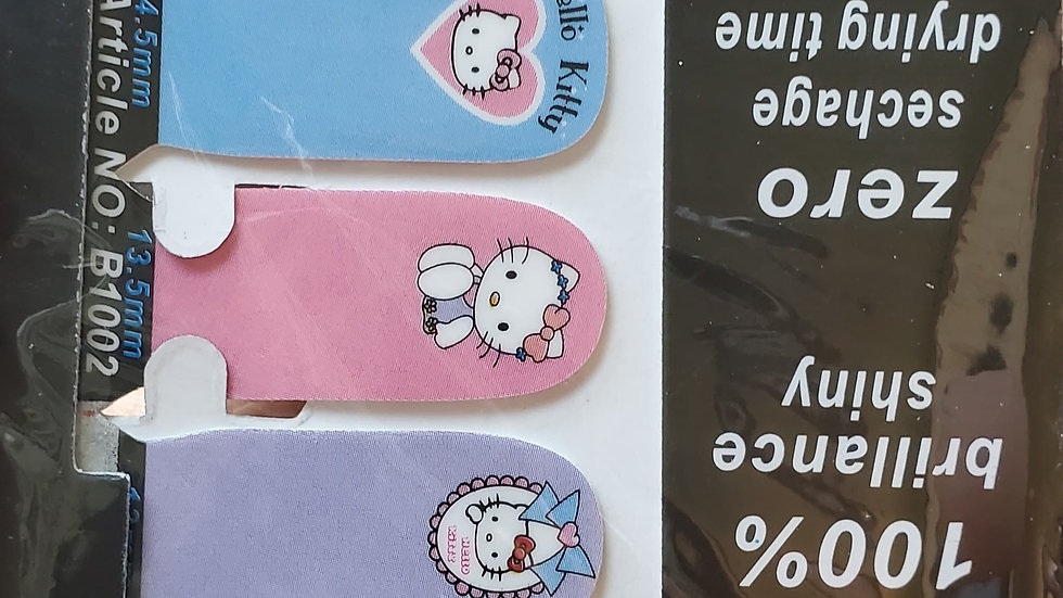 Kitty Pastels