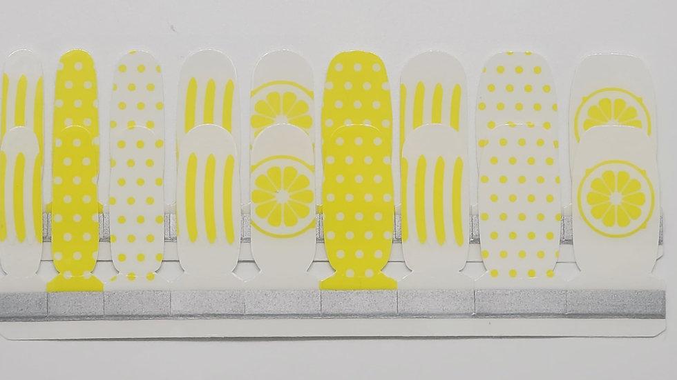 Lemons and Polkas- Overlay Design