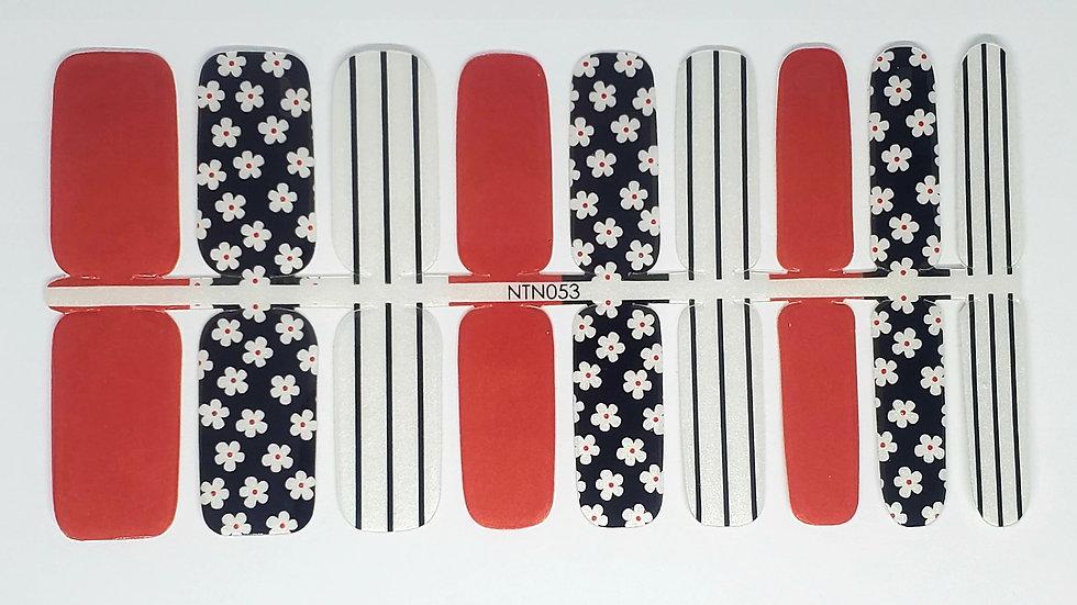 Sharon floral- Limited Edition Design