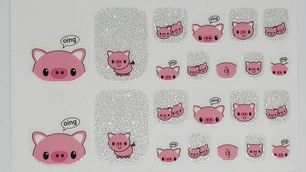 Piggy toes