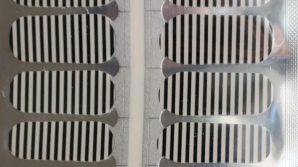 Black Stripes (transparent)