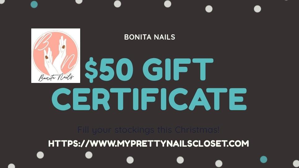 Gift Certicate $50
