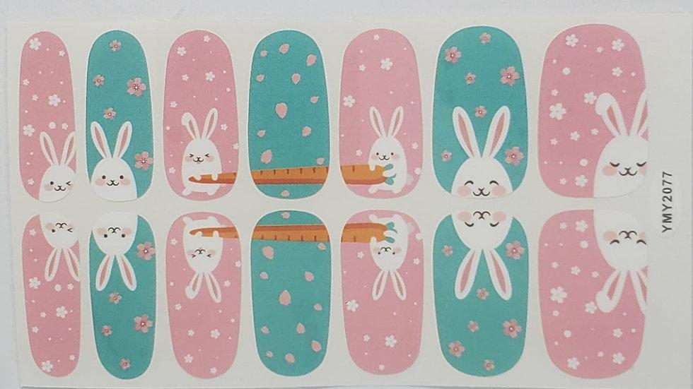Carrots make me happy -Easter