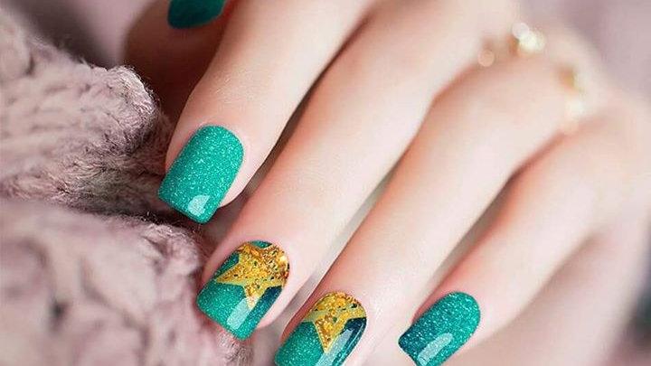 Golden Starfish