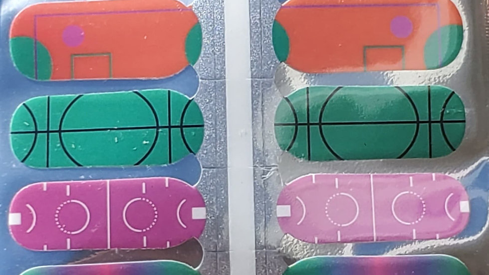 Pink Basketball Game - Sports