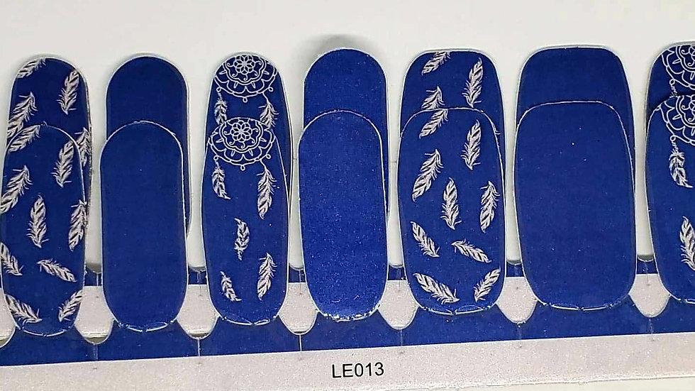 Boho Blue- Limited Edition Design