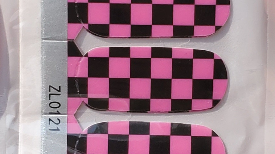 Pink checkmate