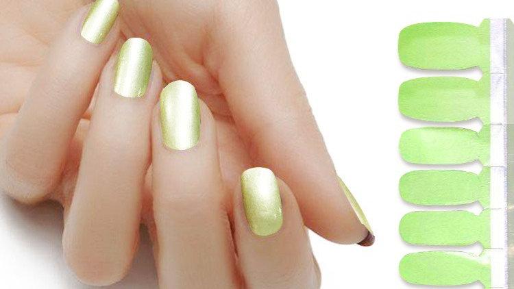 Spring green (Shimmer)