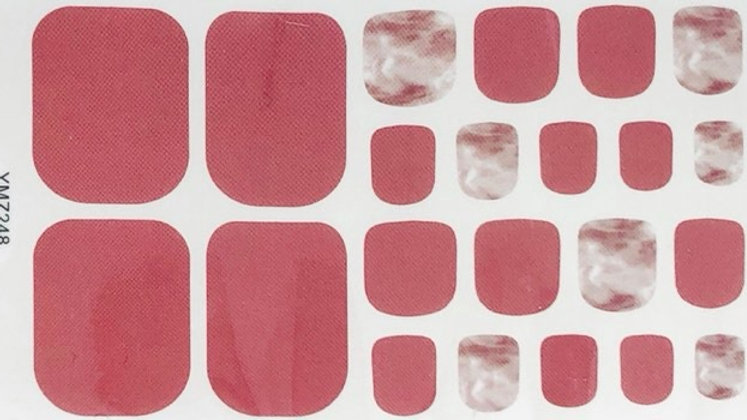 Amalia Pink Toes