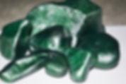 Зеленый - Камень безнраничной энергии жизни