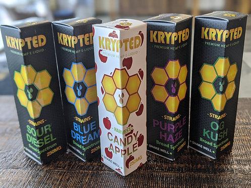 Krypted Vape Juice
