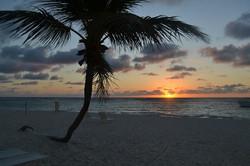 dominican sunrise