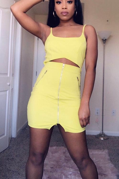 Slime Queen Dress