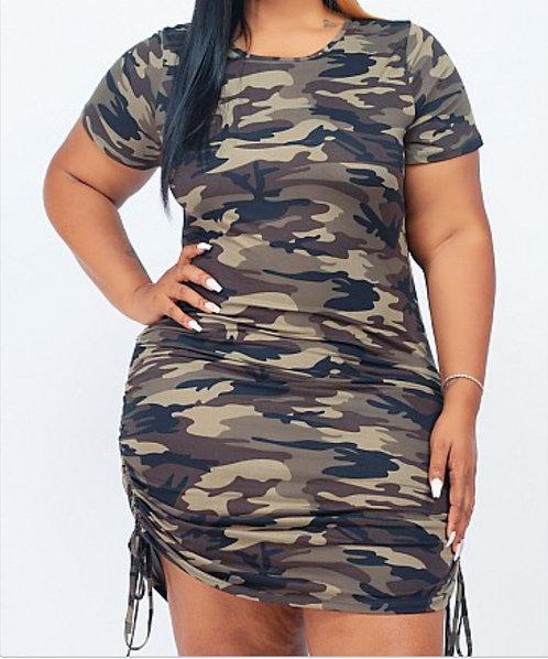 Camy Camo Dress