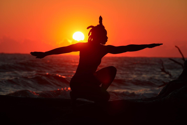 Kemetic Yoga sessions