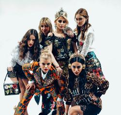 Dolce & Gabbana Shooting