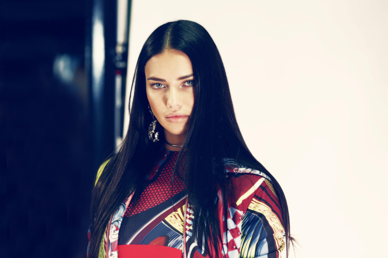 Adriana Lima ph: Elisha Naomi Daniel