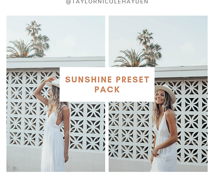 Sunshine Pack Desktop