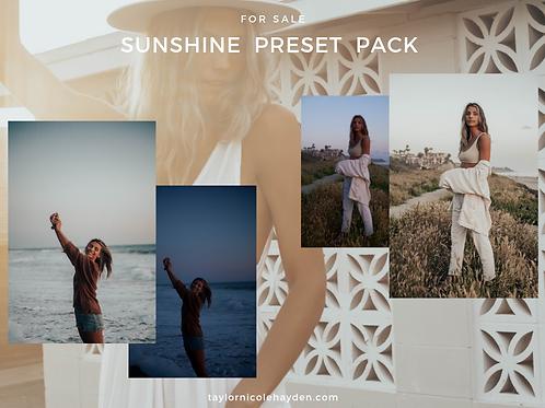 Sunshine Pack Mobile
