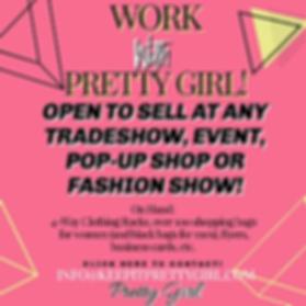 Pretty Girl Pop-Up Shop