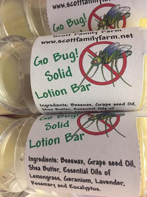 Go Bug! All natural mosquito repellant