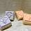 Thumbnail: Handmade Honey Goats Milk Soap, Square