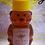Thumbnail: 2oz, Anika Honey Baby Bear