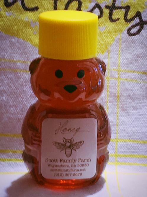 2oz, Anika Honey Baby Bear