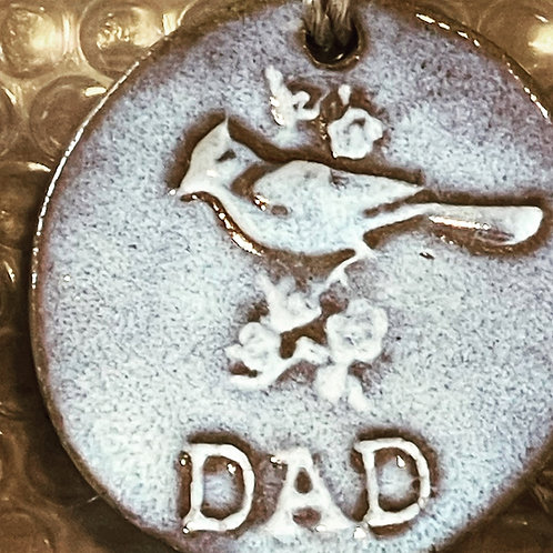 Dad and Mom Tags