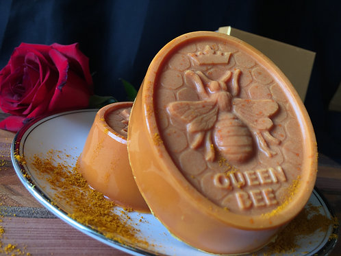 Honey, Turmeric, & Vitamin E Bath Bars