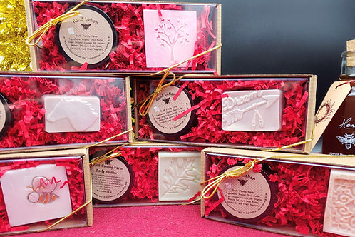 Gift Set Lotion & Soap